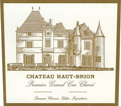 1bt Chateau Haut Brion 2012 - 98 Parker