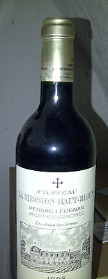 1bt Chateau La Mission Haut Brion 1995 - Pessac Leognan