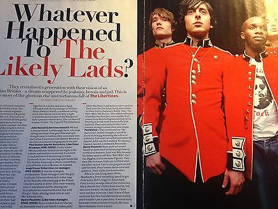 The Libertines # Original Vintage Article # 5 Pages