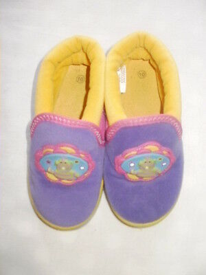 Colourful childrens Fimbles slippers childrens size 10