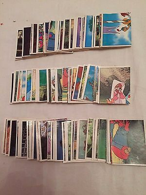 Complete Loose Set of 360 Robin Hood Stickers Very Good Condition 1985