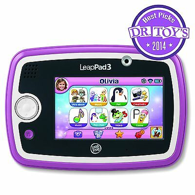 ***NEW***LeapFrog LeapPad 3 Learning Tablet (Pink)