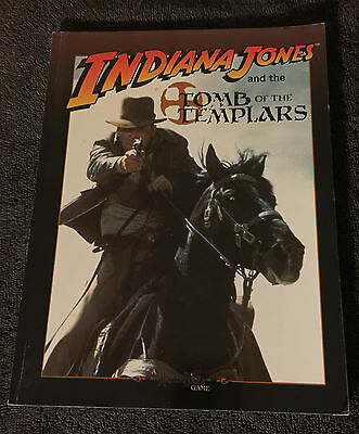 Indiana Jones and the Tomb of the Templars supplement