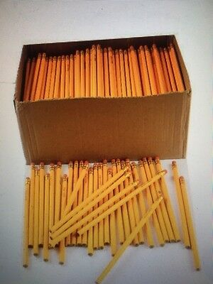 Wholesale Bulk Lot Yellow #2 Pencils, 576 Count School Office Supplies Writing
