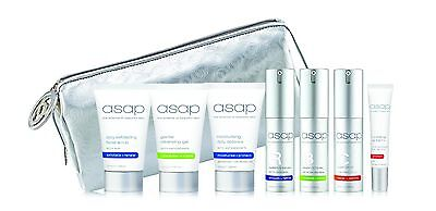 ASAP Rejuvenate Pack Includes 7x PRODUCTS Serums, Moisturizer. Skincare. New