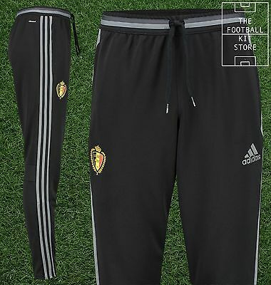 Belgium Training Pants - Official Adidas Football Track Pants - All Sizes
