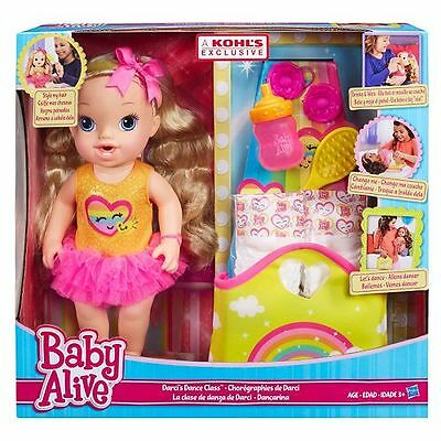Baby Alive By Hasbro 2010 Doll Blonde Adorable 30 00