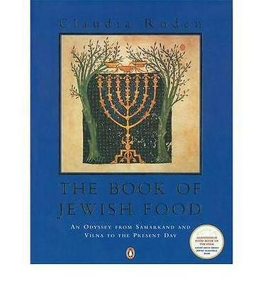 NEW The Book of Jewish Food By Claudia Roden Paperback Free Shipping