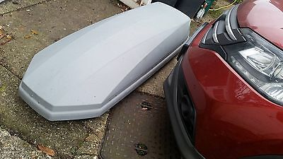 Large Roof Box Top box with key