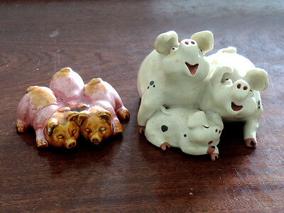 PIGS Collection Ornaments