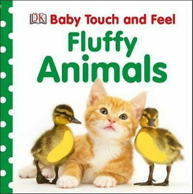 NEW Baby Touch And Feel By DK Board Book Free Shipping