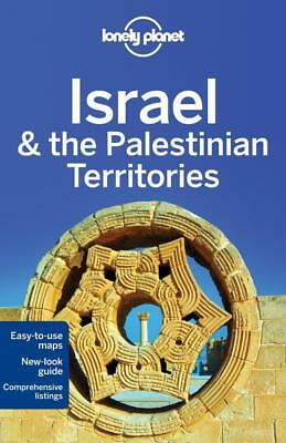 NEW Israel & the Palestinian Territories By Lonely Planet Paperback