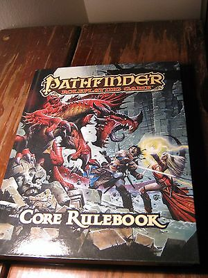 Pathfinder's Society Tabletop RPG Core Rulebook New