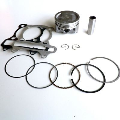58.5mm Performance Piston for Scooter 150cc GY6 157QMJ