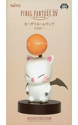 Final Fantasy XIV Taito Moogle Lamp Prize Figure Anime Manga NEW