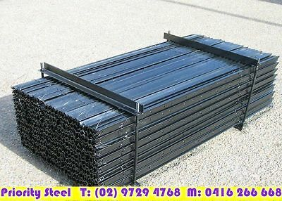1.8m Black Bitumen Coated Star Picket only $6.4 Now!