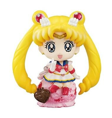 Sailor Moon 2'' Ice Cream Party Petit Chara Land Trading Figure