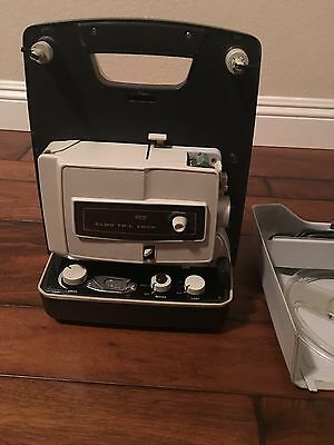 Elmo 8 and super 8 mm Projector Fp-C Zoom