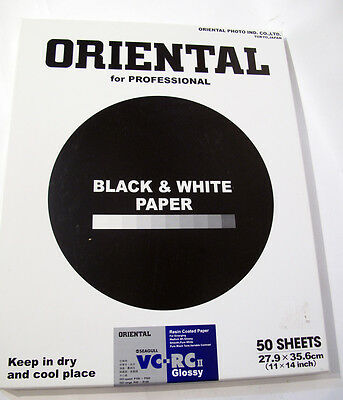Oriental Seagull 11X14 Vcrc Glossy Paper - Sealed Box