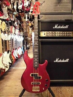 YAMAHA BB3000/CAR Candy Apple Red Broad Bass Free Shipping from JAPAN
