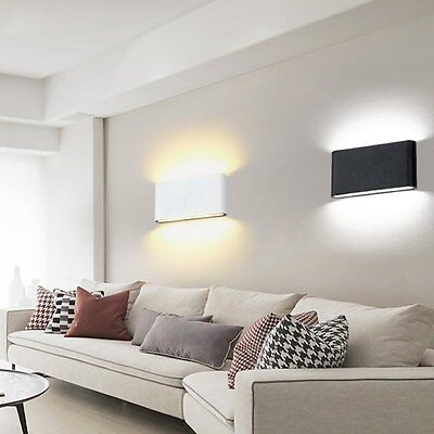 New Modern Waterproof Indoor&Outdoor LED Wall Light Up & Down Wall Night Lamp
