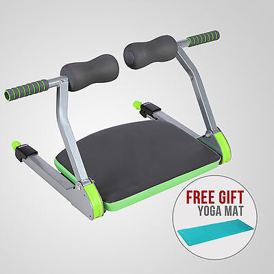 New  Wonder Home Gym Ab Trainer Machine Core Body Fitness Equipment Exercise