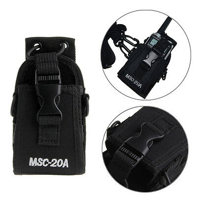 MSC-20A Multi-function Radio Case Holder for BAOFENG uv-5r UV82 UV8D UV6 GT-3
