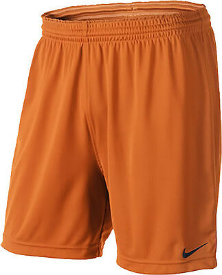 Shorts  Football/ Soccer Nike Park Safety Orange Adult Small