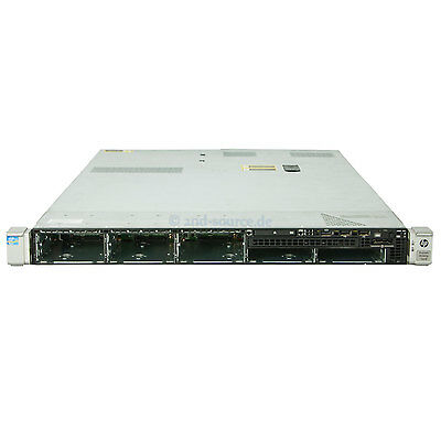 HP ProLiant DL360p G8 CTO Chassis 8x SFF 654081-B21