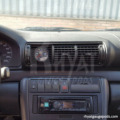 Audi A4 B5 MK1 52mm - Soporte Manometro Aireador / Gauge Holder Air Vent Pod