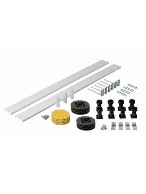 MX Shower Tray Riser Pack Easy Plumb Kit For Square/Rectangle Trays Up to 1200mm