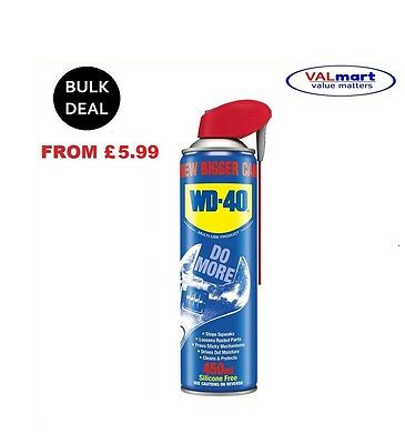 WD-40 WD40 400ml Smart straw