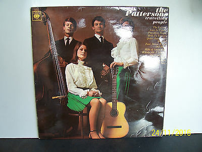 The Pattersons:    Travelling People      Cbs 63335      Con  Ex