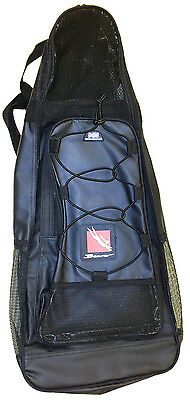 Brand New Beaver Fin Bag Scuba Diving Snorkelling Holidays Black