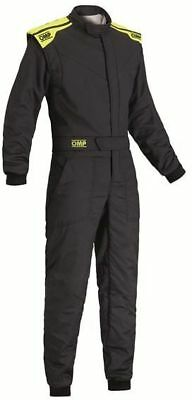 FIA OMP First-S Race Suit ANTHRACITE race rally CHEAP DELIVERY NEW 2017
