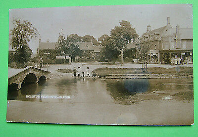 Bourton-on-the-Water  - c1928