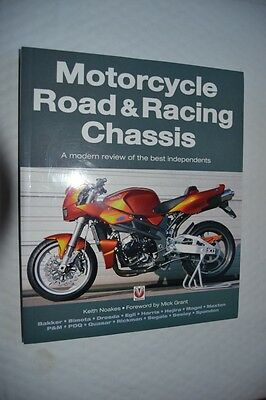 Motorcycle Road & Racing Chassis - Review Of Best Independents Kieth Noakes