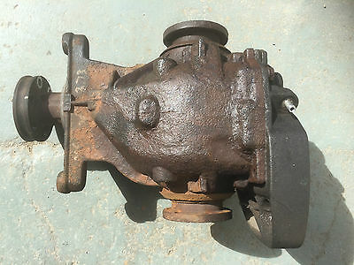 BMW X5 E53 2000-2003 3.0 D Rear Diff Differential 3.73 Ratio Part Number 7510659