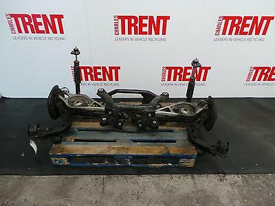 2012 BMW Z4 E89 1997cc Petrol Rear Subframe Suspension with Control Arms & Hubs