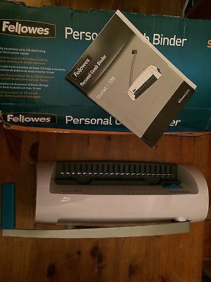 FELLOWES Personal Comb binder starlet 2