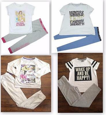 New girls various high st  pyjamas age 6-7 7-8 8-9 9-10  11-12 13-14 15-16 years