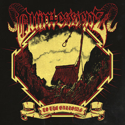 Quintessenz - To the Gallows CD Black / Heavy Metal 2016 New