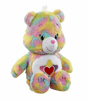 Care Bear & Cousins True Heart Bear With DVD plush soft toy