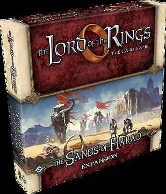 Lord of the Rings LCG: The Sands of Harad Deluxe Expansion by FFG