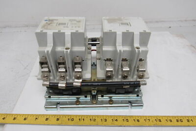 Westinghouse A211K3CA Reversing Contactor Motor Control Size 3 120V Coil NEW