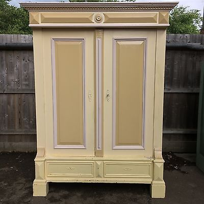 Magnificent Huge Country House Wardrobe Cupboard Storage Shop Cafe Free Del M25