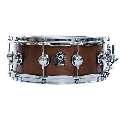 Natal 14x5.5 Limited Edition Aged Bronze Snare Drum