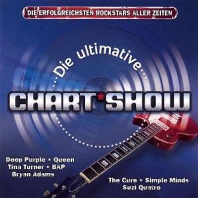 Die Ultimative Chartshow - Rockstars * New 2Cd * Neu *