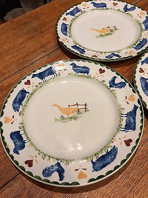 """Wood & Sons Jack's Farm 1 Dinner Plate 10 1/2"""" excellent condition"""