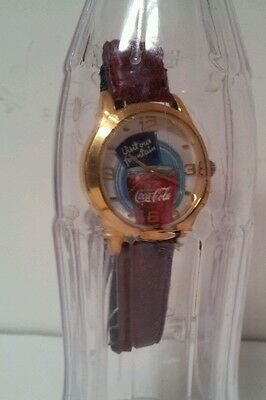 2002 Coca-Cola Watch In A Bottle Auction Finds 702